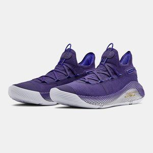 Under Armour Shoes   Curry 6 Purple